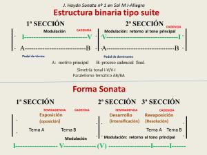 Esquema binario ternario